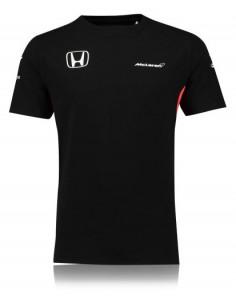 Camiseta McLaren Honda Team Negro