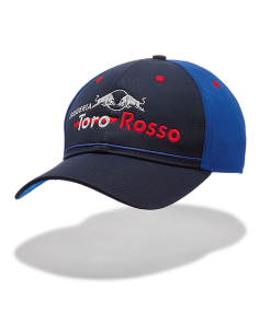 Gorra Scuderia Toro Rosso Team 2018