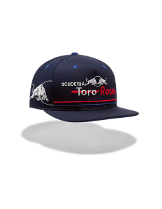 Gorra Scuderia Toro Rosso Niño Team Flat 2018