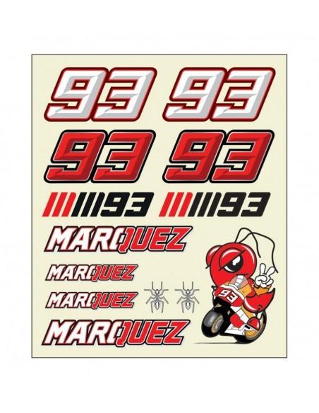 Pack Adhesivos Marquez 93 Grande