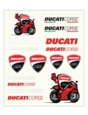 Pack Adhesivos Ducati Pequeño