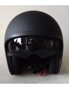Casco Awen Arrow Negro Mate