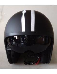Casco Awen Arrow Custom Negro