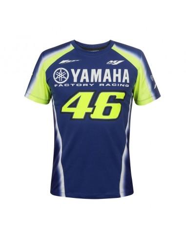 Camiseta Rossi 46 Team Yamaha 2018