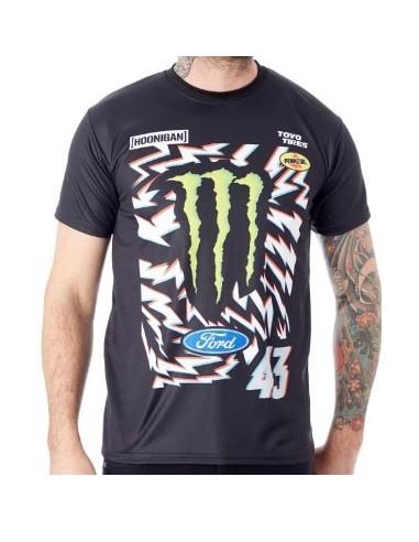 Camiseta Hoonigan Racing Division Replica Block