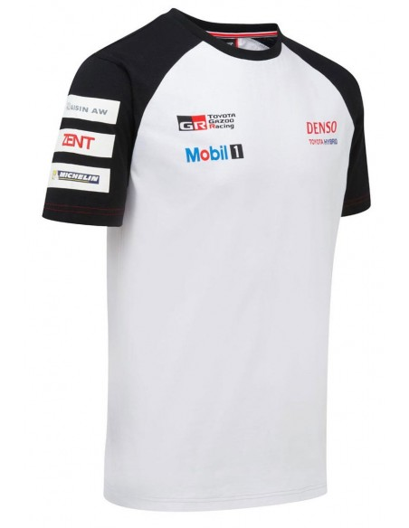 Camiseta Toyota Gazzo Racing WEC Team
