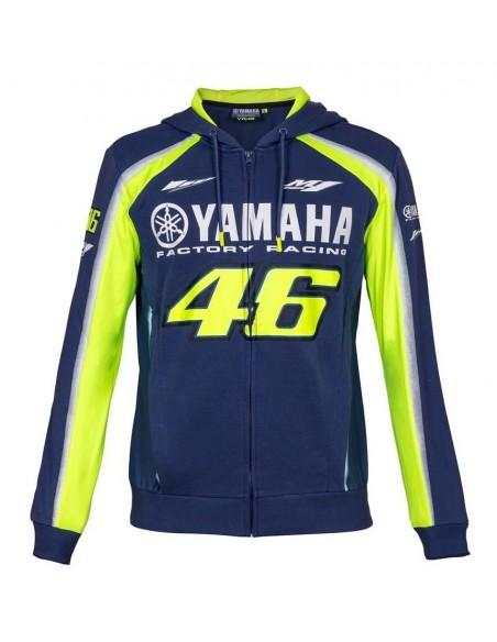 Sudadera Rossi 46 Yamaha Team 2018