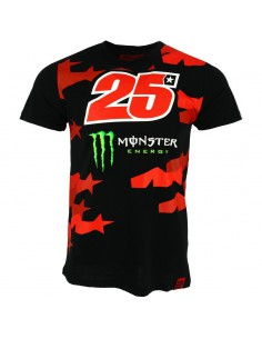 Camiseta Viñales 25 Monster Replica 2018