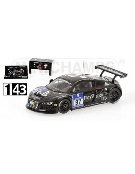 Minichamps Audi R8 LMS Team ABT 24h. Nurburgring 2009