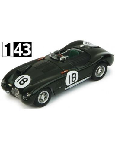 Ixo Jaguar XK 120C Winner 24h Le Mans 1953