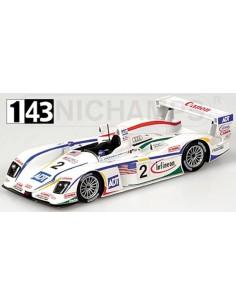 Minichamps Audi R8 24h Le Mans 2004