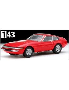 Kyosho Ferrari 365GTB/4 1969 Rojo