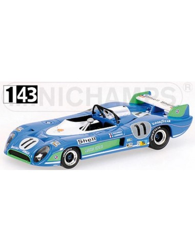 Minichamps Matra Simca MS 670B Winner 24h Le Mans 1973