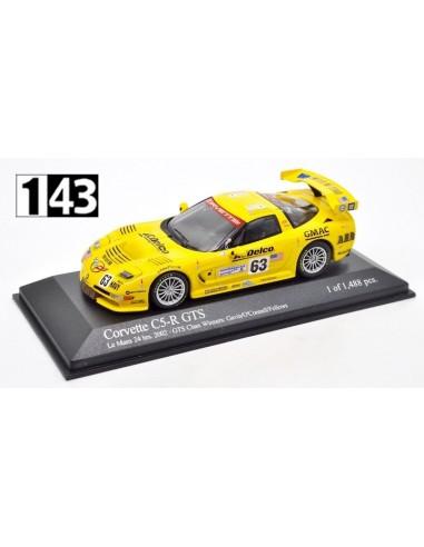 Minichamps Corvette C5R 24h Le Mans 2002