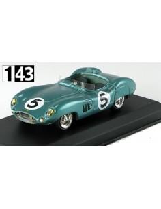 Top Model Aston Martin DBR 3.0L Winner 24h Le Mans 1959