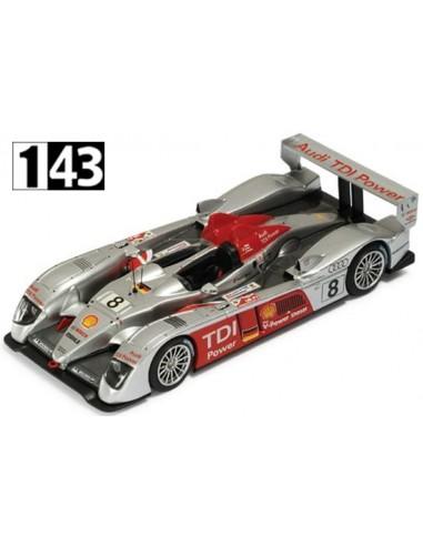 Ixo Audi R10 Sport Winner 24h Le Mans 2006