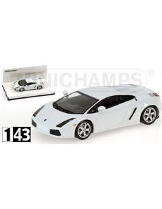 Minichamps Lamborghini Gallardo 2007 Linea Blanco