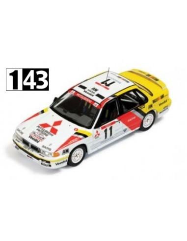 Ixo Mitsubishi Galant VR-4 Tour de Corse 1991