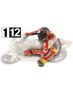 Minichamps Figura Rossi W.C. 250cc GP 1999