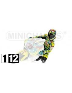 Minichamps Figura Rossi Moto GP 250cc Mugello 1999