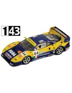 Red Line Ferrari F40 GTE 24h Le Mans 1996
