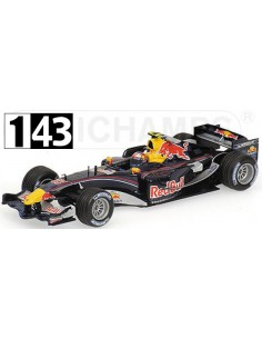 Minichamps Red Bull RB1 S. Speed 2005 Test