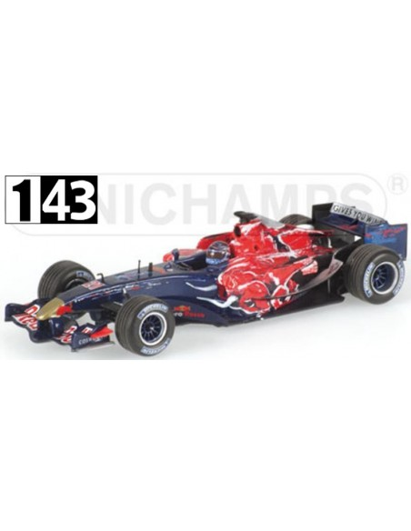 Minichamps Toro Rosso Cosworth STR1 S. Speed 2006