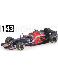 Minichamps Toro Rosso STR2 S. Speed 2007