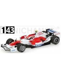 Minichamps Toyota Racing TF108 T. Glock 2008