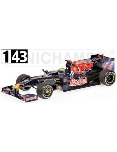 Minichamps Toro Rosso STR4 S. Bourdais 2009