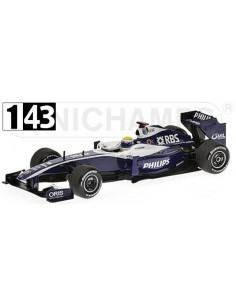 Minichamps Williams Toyota FW31 N. Rosberg 2009