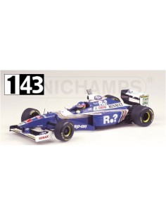 Minichamps Williams FW19 J. Villeneuve W.C 1997