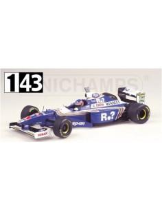 Minichamps Williams FW19 J. Villeneuve W.C 1997