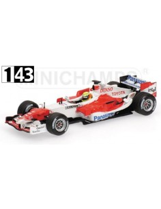 Minichamps Toyota Racing TF105 R. Schumacher 2005