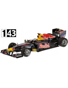 Minichamps Red Bull Racing RB7 S. Vettel W. GP Turquia 2011