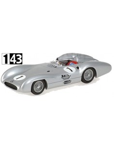 Minichamps Mercedes Benz W 196 J. M. Fangio British GP 1954