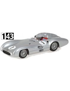 Minichamps Mercedes Benz W 196 J. M. Fangio British GP 1954