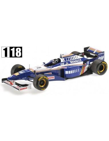 Minichamps Williams FW 18 W.C. D. Hill 1998