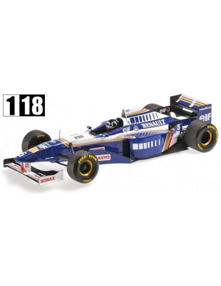 Minichamps Williams FW 18 World Champion F1 1998