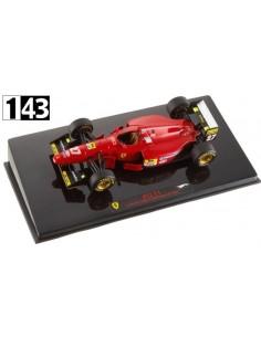 Hotwheels Ferrari 412 T1 J. Alesi GP Inglaterra 1994