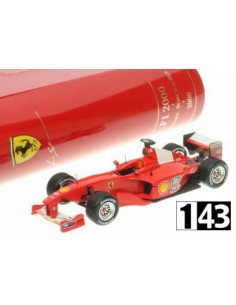 Ixo Ferrari F1200 M. Schumacher W. GP USA 2000