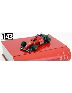 Ixo Ferrari F310 M. Schumacher W. GP Barcelona 1996