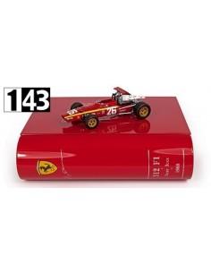 Ixo Ferrari 312 F1 J. Ickx W. GP Francia 1968