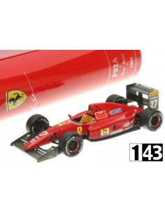 Ixo Ferrari F92A J. Alesi GP Francia 1992