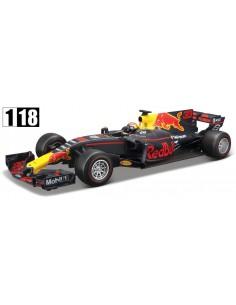 Bburago Red Bull Racing F1 RB13 2017 Verstappen