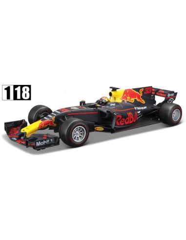 Bburago Red Bull Racing F1 RB13 2017 Verstappen