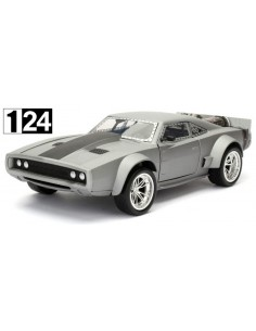 Jada Toys Dodge Ice Charger R/T Plata