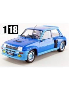 Ixo Renault 5 Turbo 1 1981 Azul