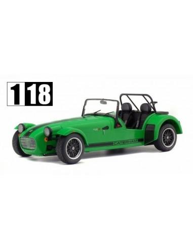Solido Caterham 275R 2014 Verde