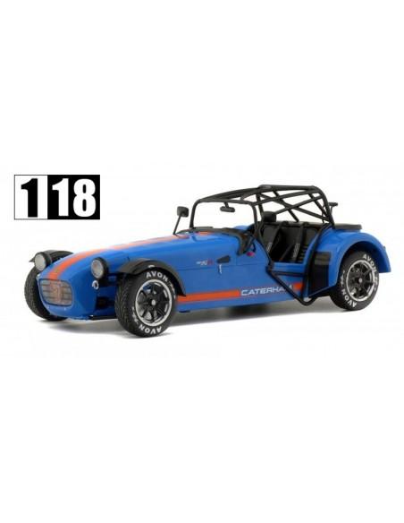 Solido Caterham 275R 2014 Azul